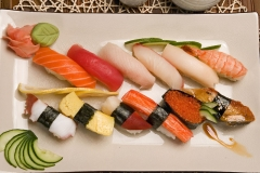 Assorted Sushi 12pcs