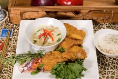 Green Curry Fish