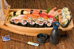 Party Tray P5 Sushi and Maki 34pcs