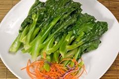 Stir-fry Chinese Broccoli