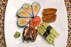 Vegetarian Set 10pcs
